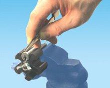 Vise & Bench Plug Holder