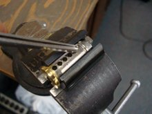 Solid Plug Holder