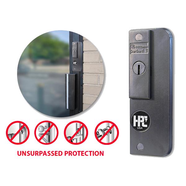 HPC/Scotsman High Security DorGard III™