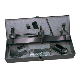 Door & Nose Puller for Safe Deposit Boxes