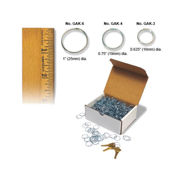 Give-Away Key Rings