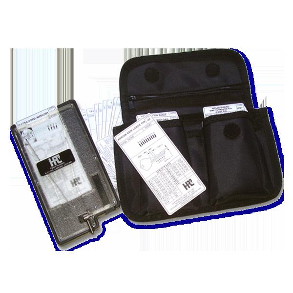 Complete Pocket Size Decoder Kit