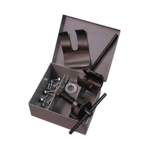 Nose Puller for Safe Deposit Boxes