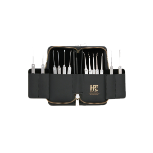 Stainless Steel Series Pick Set