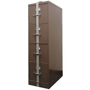 Security File Cabinet Locking Bars