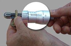Straight Yoke Micrometer