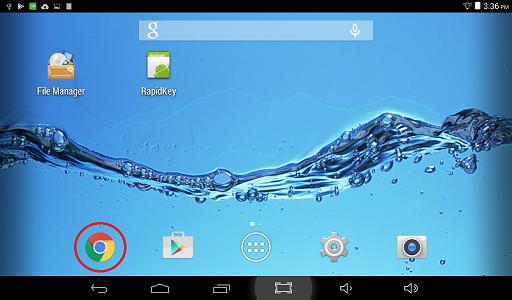 RapidKey Software Update